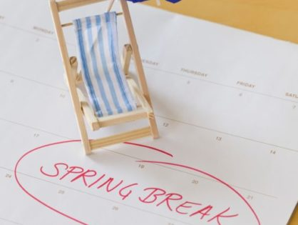How Spring Break Affects Selling Your Home